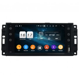 Autoradio Android 9.0 Chrysler 300C (2005-2007)