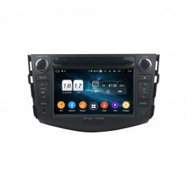 Autoradio GPS Android 9.0 Toyota Rav4 (2006-2012)
