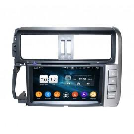 Autoradio GPS Android 9.0 Toyota Prado (2010-2013)