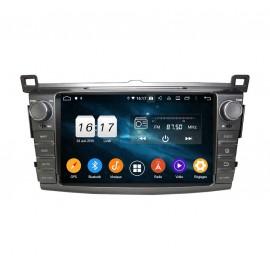 Autoradio GPS Android 9.0 Toyota Rav4 2013