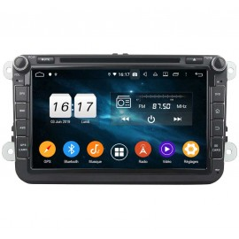 Autoradio Android 9.0 VW Golf 6 (2006-2012)