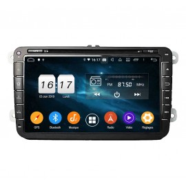 Autoradio GPS Android 9.0 Skoda Octavia (2005-2010)