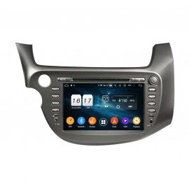 Autoradio GPS Android 9.0 Honda Fit (2009-2011)