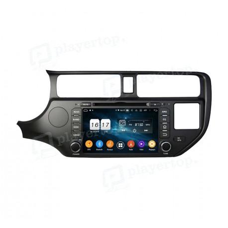 Autoradio GPS Android 9.0 KIA Rio (2011-2012)