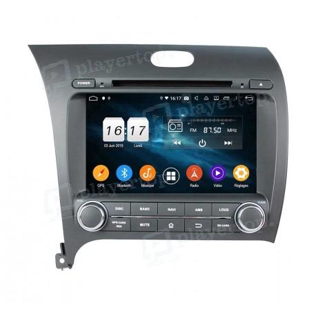 Autoradio GPS Android 9.0 KIA K3 2013