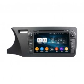 Autoradio GPS Android 9.0 Honda City 2014