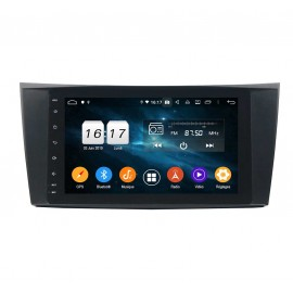 Autoradio Android 9.0 Mercedes CLS Classe W219 (2004-2009)