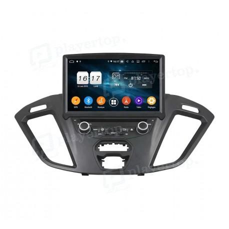 Autoradio Android 9.0 Ford Transit Custom 2016