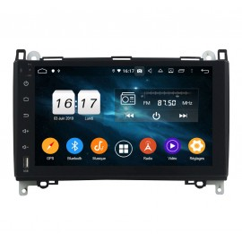 Autoradio Android 9.0 Mercedes A Classe W169 (2005-2011)