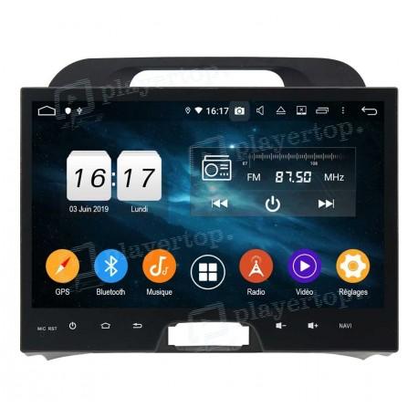 Autoradio Android 9.0 Kia Sportage (2010-2012)