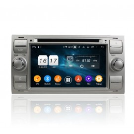 Autoradio DVD GPS Android 9.0 Ford Focus (2005-2008)