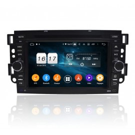 Autoradio DVD GPS Android 9.0 Chevrolet Captiva (2006-2011)