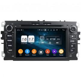Autoradio DVD GPS Android 9.0 Ford Mondeo (2007-2013)