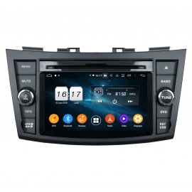 Autoradio Android 9.0 Suzuki Swift (2011-2012)