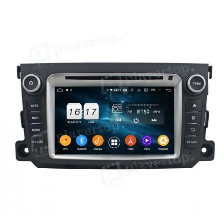 Autoradio DVD GPS Android 9.0 Smart For two II (2012-2013)
