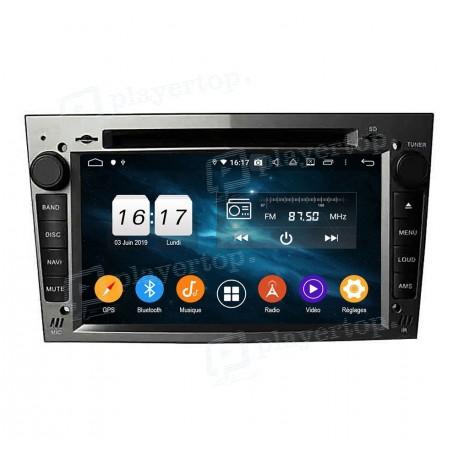 Autoradio GPS Android 9.0 Opel Antara (2006-2011)