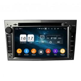 Autoradio GPS Android 9.0 Opel Zafira (2005-2011)
