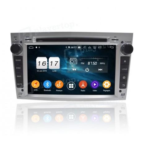 Autoradio GPS Android 9.0 Opel Corsa (2006-2011)