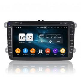 Autoradio DVD GPS Android 9.0 VW Passat B6