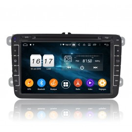 Autoradio DVD GPS Android 9.0 VW Transporter T5 (2010-2011)