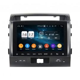 Autoradio GPS Android 9.0 Toyota Land Cruiser (2008-2010)