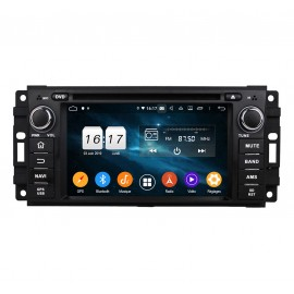Autoradio GPS Android 9.0 Jeep Compass (2005-2012)