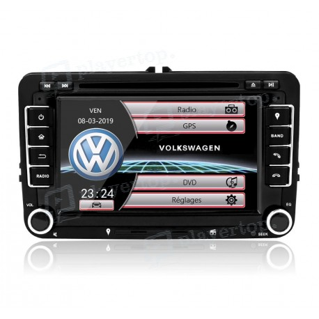 Auto-radio VW Caddy (2004-2012)