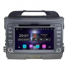 Poste auto GPS KIA Sportage 9.0(2010-2013)