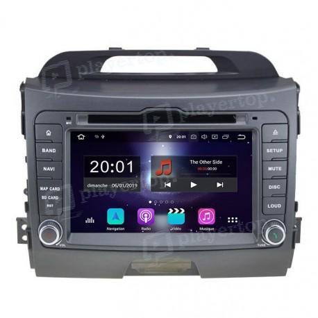 Poste auto GPS KIA Sportage (2010-2013)