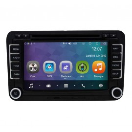 Auto-radio Android 8.0 VW Sharan (2010-2011)