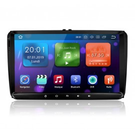 Autoradio Android 9.0 GPS VW Caddy (2004-2012)