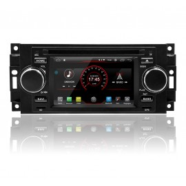 Autoradio Jeep Commander 2007 Android 9.0