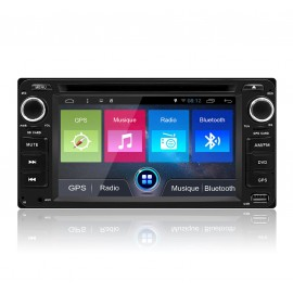 Autoradio Android Toyota FJ-Cruiser 2007