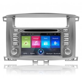 GPS autoradio Toyota Land Cruiser 100 Series