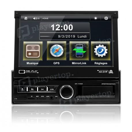 Autoradio 1DIN Bluetooth