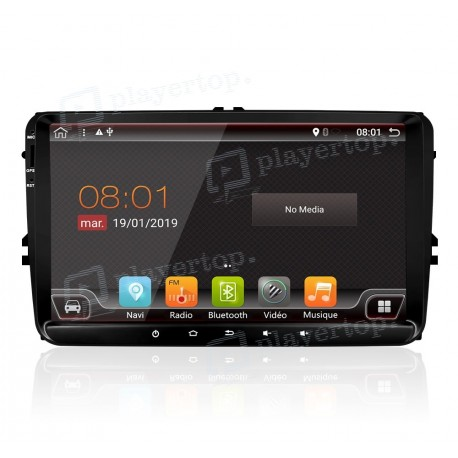Autoradio GPS Android 10.1 Golf 5