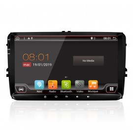 Autoradio GPS Android 10.1 Polo 5