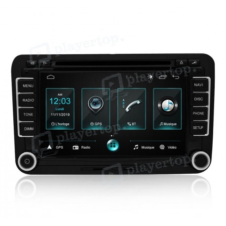 Autoradio Seat Altea Android 9.1