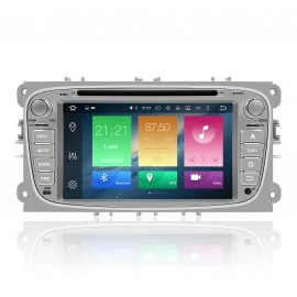 Autoradio DVD GPS Android 9.0 Ford Focus (2008-2011)