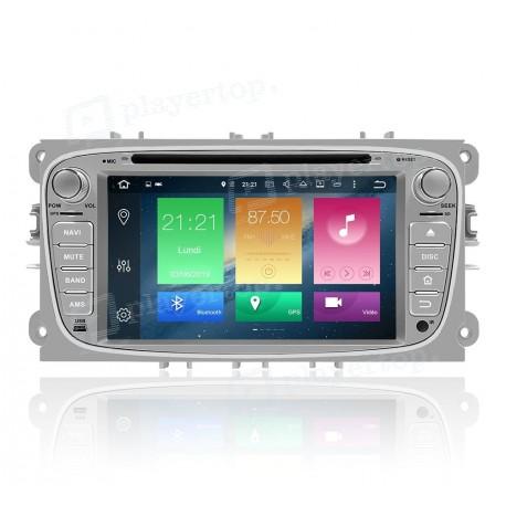 Autoradio DVD GPS Android 9.0 Ford Focus (2008-2011)