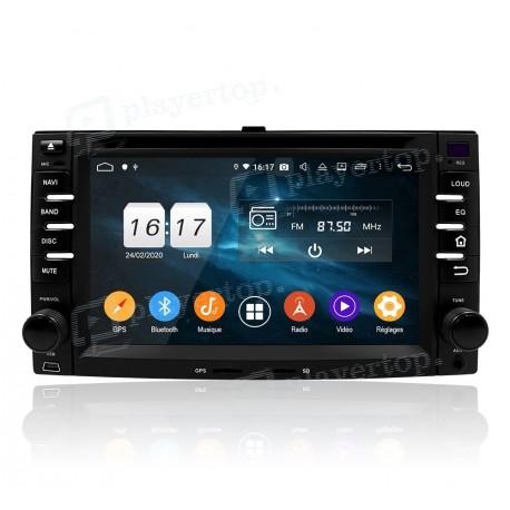 Autoradio GPS Android 9.0 KIA Sportage (2004-2010)