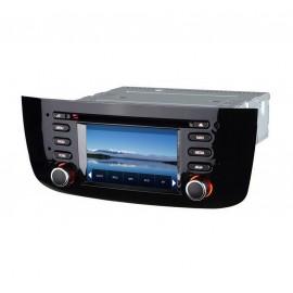 Poste auto GPS Fiat Linea (2010-2012)