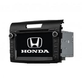 Poste auto GPS Honda CRV 2012