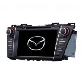 Poste auto GPS Mazda 5