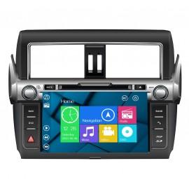 Poste autoradio GPS Toyota Prado 2014