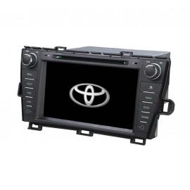 Poste auto GPS Toyota Hilux
