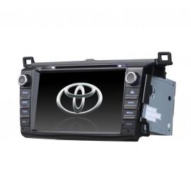 Poste auto GPS Toyota Rav4