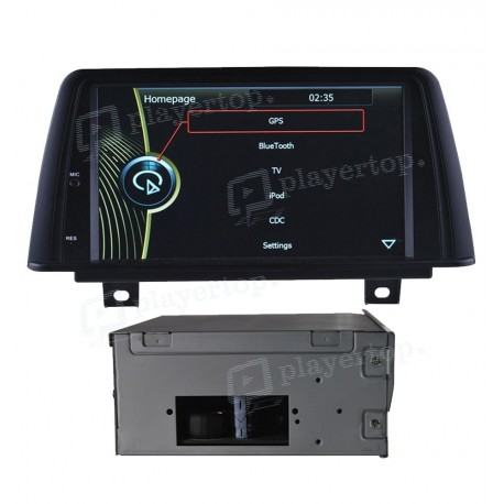 GPS BMW 3 (2012-2013)