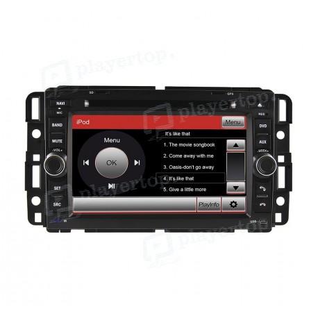 GPS Hummer H2 (2008-2011)