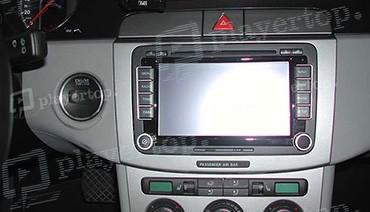 Le Branchement Autoradio Gps Volkswagen Passat B6 Player Top